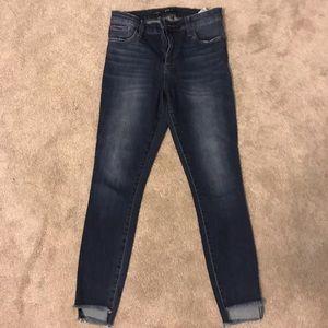 EUC STS Blue Jeans - Ellie high rise
